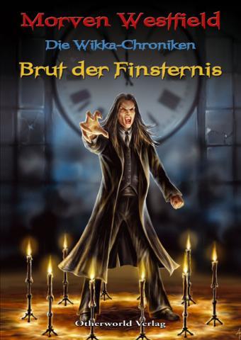 Buch-Cover, Morven Westfield: Brut der Finsternis