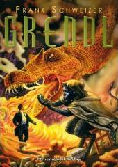 Buch-Cover, Frank Schweizer: Grendl