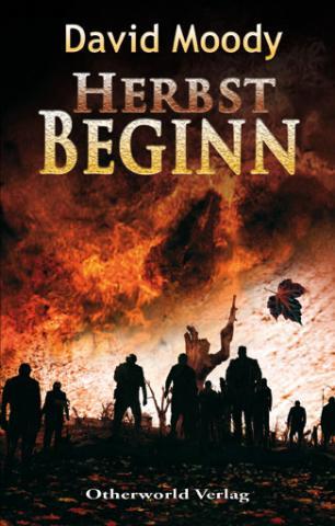 Buch-Cover, David Moody: Beginn