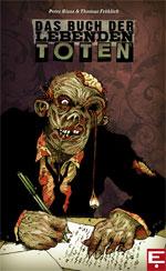 Buch-Cover, Thomas Fröhlich: Das Buch der Lebenden Toten