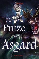 Buch-Cover, Charlotte Erpenbeck: Die Putze von Asgard