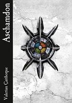 Buch-Cover, Valerian Çaithoque: Aschamdon