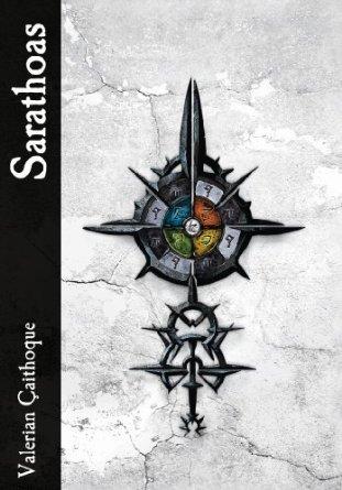 Buch-Cover, Valerian Çaithoque: Sarathoas
