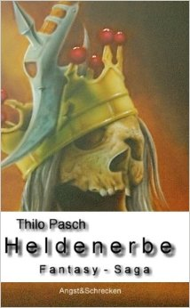 Buch-Cover, Thilo Pasch: Heldenerbe