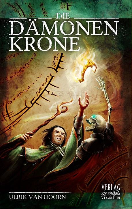 Buch-Cover, Ulrik van Doorn: Die Dämonenkrone