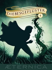 Buch-Cover, Angelika Diem: Diebesgeflüster Band 4