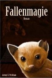 Buch-Cover, Antony G. Peckham: Fallenmagie