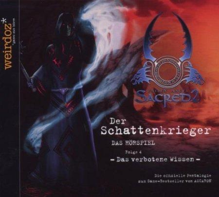 Buch-Cover, A.D. Portland: Der Schattenkrieger: Das verbotene Wissen