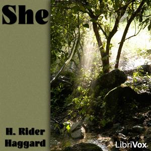 Buch-Cover, Henry Rider Haggard: Sie