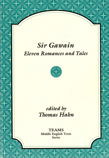 Buch-Cover,  anonym: The Jeaste of Sir Gawain
