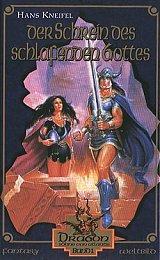 Buch-Cover, Hans Kneifel: Der Schrein des Schlafenden Gottes
