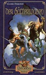 Buch-Cover, Clark Darlton: Der Götterwagen