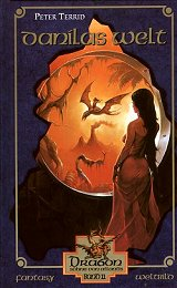 Buch-Cover, Peter Terrid: Danilas Welt