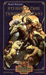Buch-Cover, Hans Kneifel: Im Reich der Tiermenschen