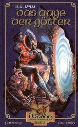 Buch-Cover, H.G. Ewers: Das Auge der Götter