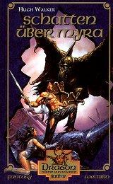 Buch-Cover, William Voltz: Schatten über Myra