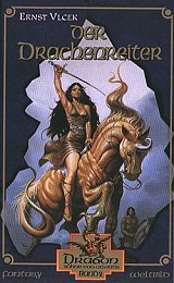 Buch-Cover, Peter Terrid: Der Drachenreiter
