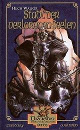 Buch-Cover, Hans Kneifel: Stadt der Verlorenen Seelen