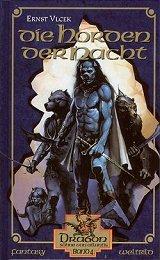 Buch-Cover, Ernst Vlcek: Die Horden der Nacht