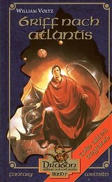 Buch-Cover, William Voltz: Griff nach Atlantis