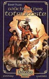 Buch-Cover, Ernst Vlcek: Wächter der Totenküste