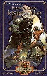 Buch-Cover, Hans Kneifel: Herr der Kristalle